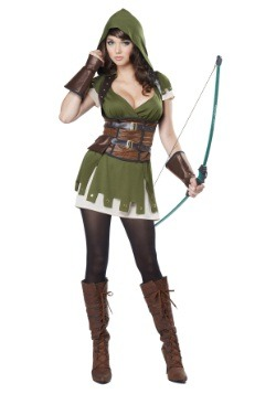 Women's Miss Robin Hood Costume