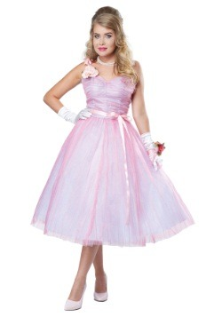 Adult Women's 50's Prom Beauty Costume