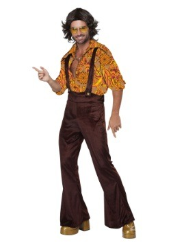 Adult Men's Jive Talkin Disco Dude Costume