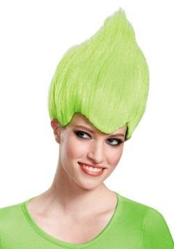 Green Wacky Adult Wig