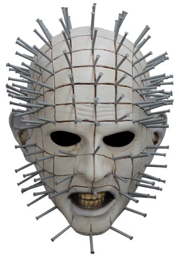 Adult Hellraiser Pinhead Mask