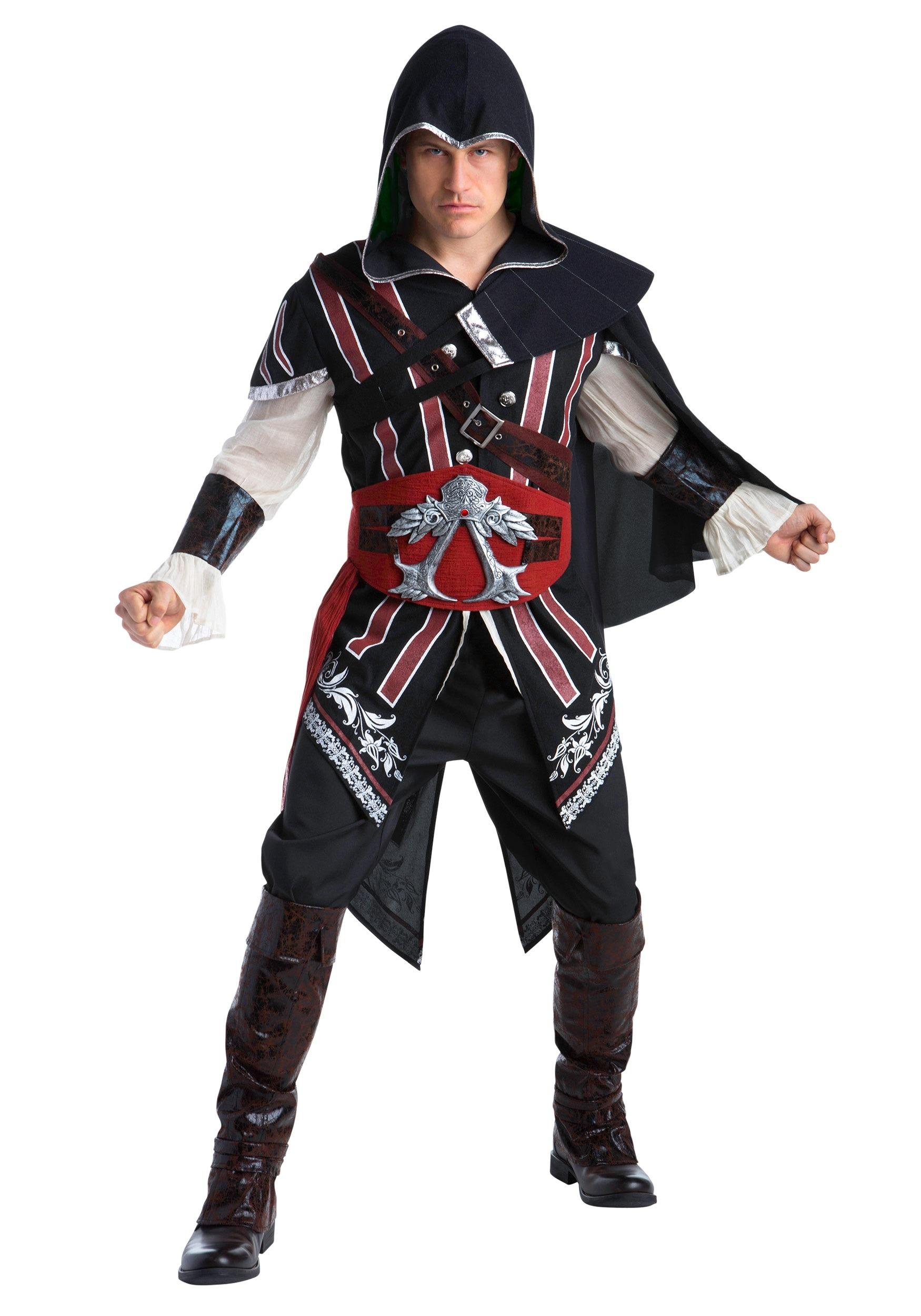 Assassins Creed: Ezio Deluxe Adult Costume