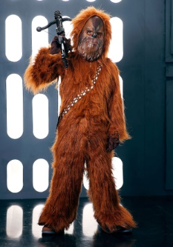 Kids Deluxe Chewbacca Costume