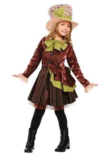 Mad Haddie Girls Costume