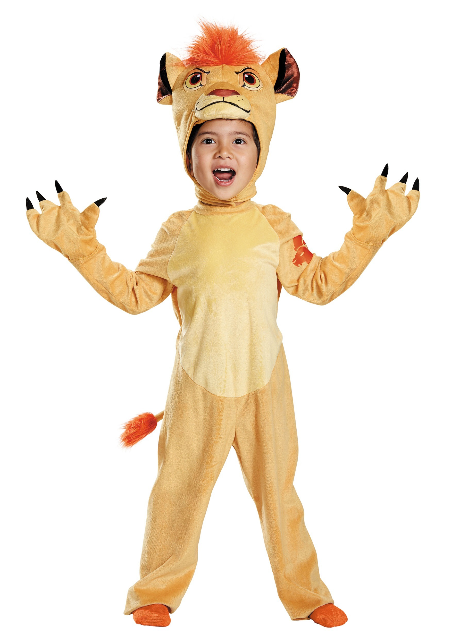 ... toddler deluxe lion guard kion costume ...  sc 1 st  The Halloween - aaasne & Animal Halloween Costumes For Toddlers - The Halloween