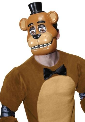 FNAF Adult PVC Freddy Mask
