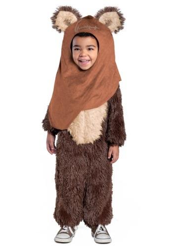 Toddler Deluxe Wicket / Ewok Costume