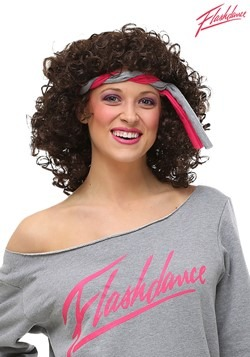 Flashdance Wig