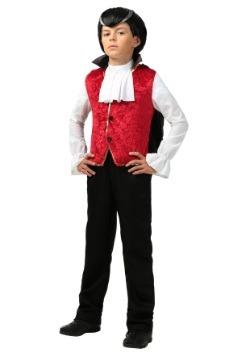 Child Frightful Vampire Costume
