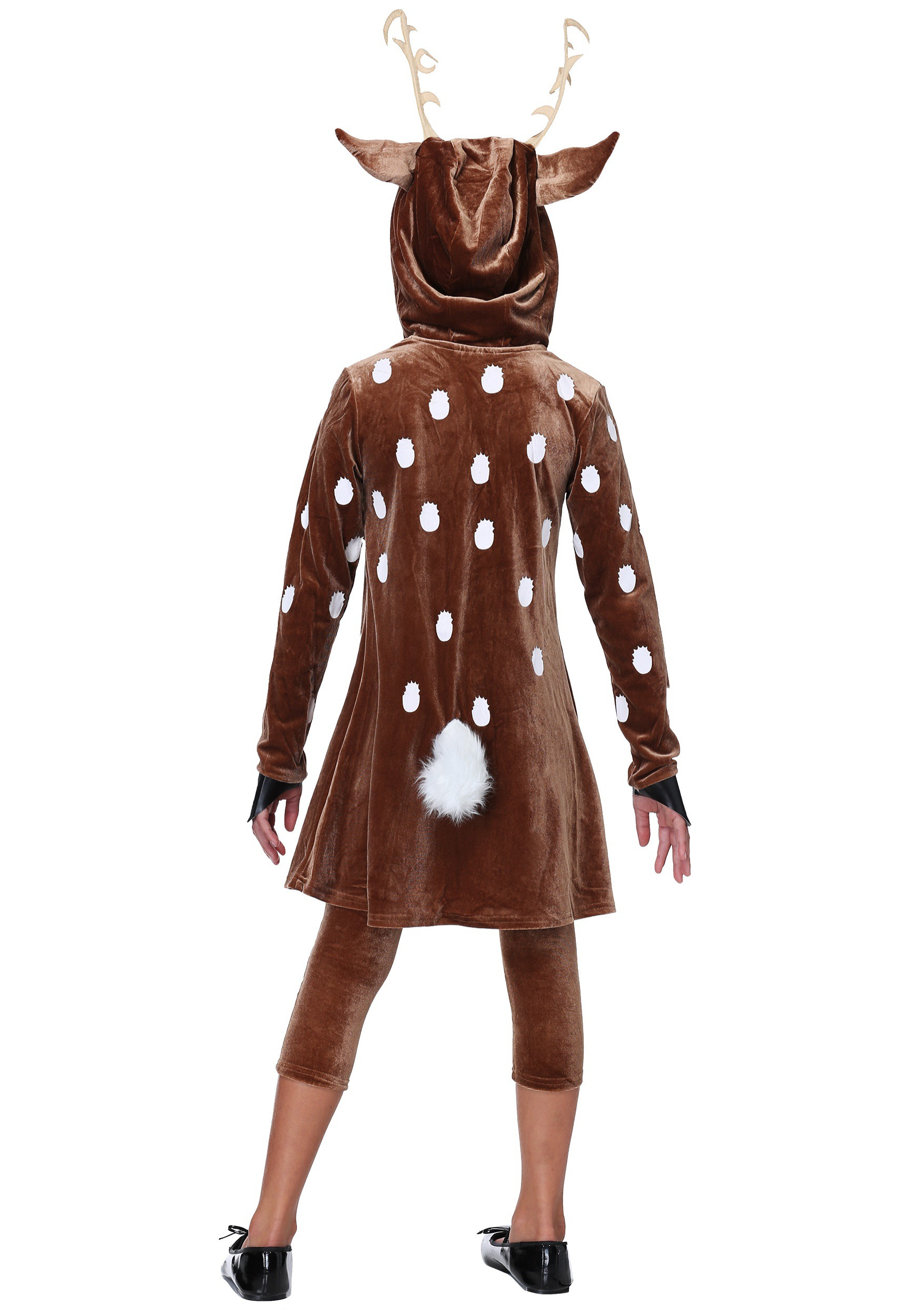 Girls Fawn Costume Girls Fawn Costume  sc 1 st  Halloween Costumes UK & Fawn Costume for Girls