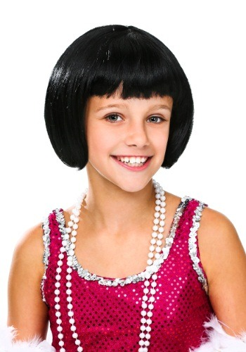 Child Flapper Wig