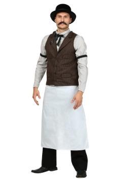 Adult Old West Bartender Costume