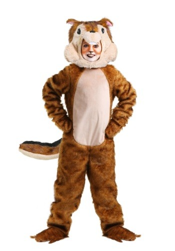 Chipmunk Child Costume