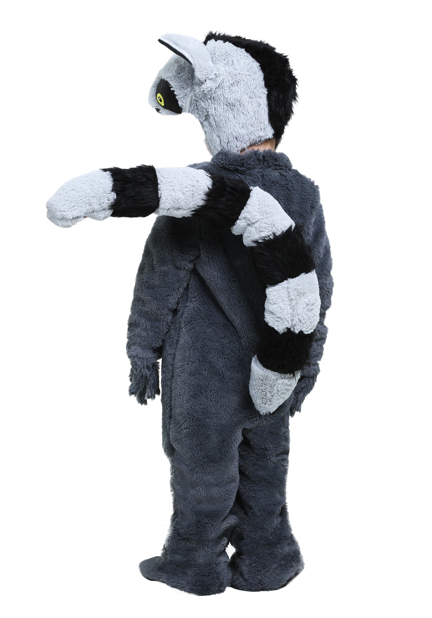 Lemur Costume for Toddlers - photo#23