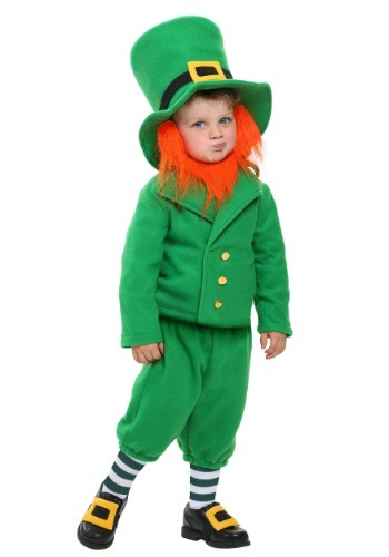 Toddler Wee Little Leprechaun Costume