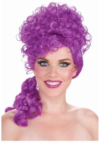 Big Top Belle Clown Wig