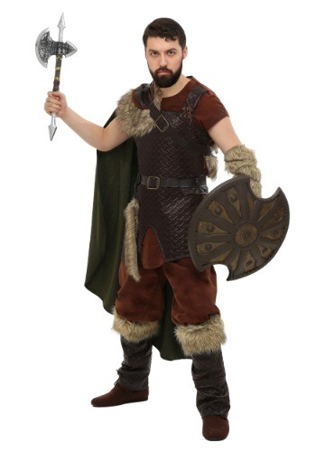 Adult Nordic Viking Costume