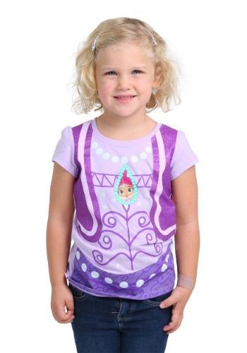 Shimmer And Shine Toddler Girls Shimmer Costume Tee