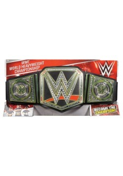 WWE World Heavyweight Championship Kid's Belt
