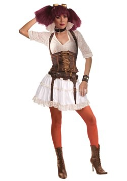 Female Steampunk Costume