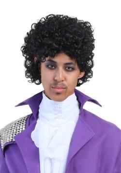Purple Rock Legend Wig