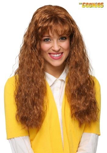 Goonies Andy Womens Wig