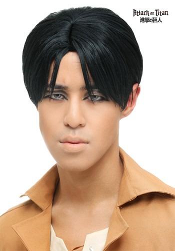 Attack on Titan Adult Levi Wig