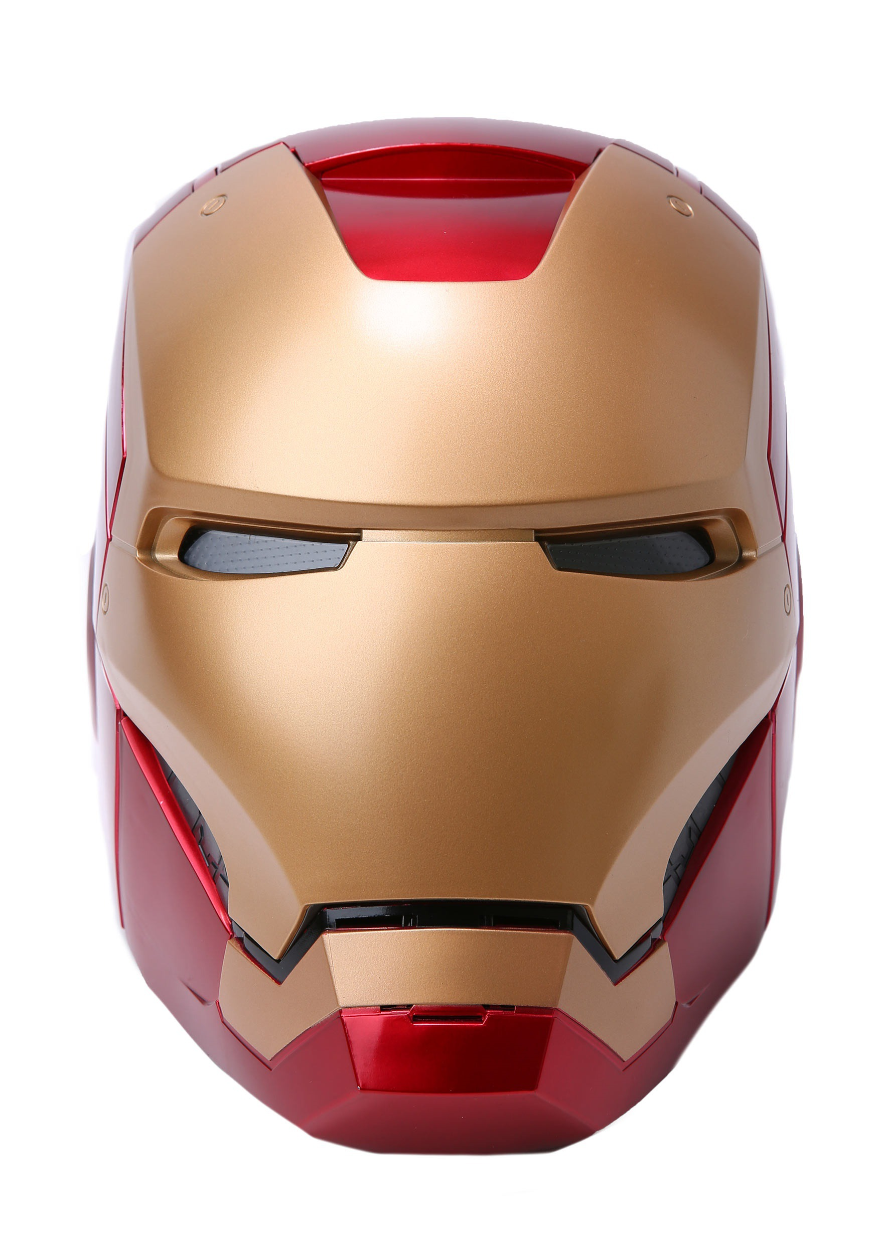 INOpets.com Anything for Pets Parents & Their Pets Marvel Legends Gear Iron Man Helmet Replica
