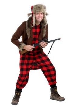Plus Size Wabbit Hunter Costume