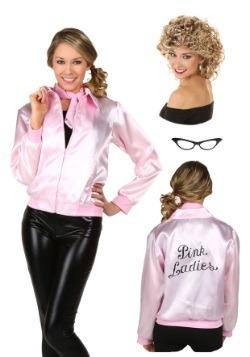 Womens Pink Ladies Jacket Package