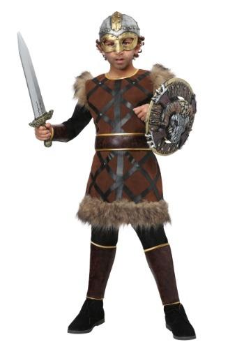 Fighting Viking Boys Costume
