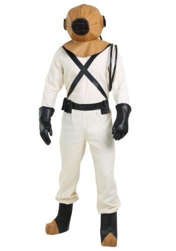 Deep Sea Diver Men's Costume
