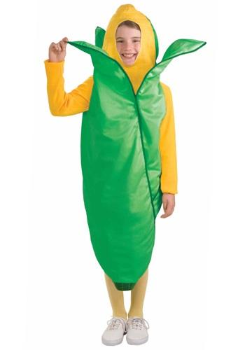 Child Ear of Corn Costume