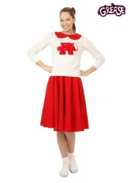 Grease Rydell High Plus Size Womens Cheerleader Costume