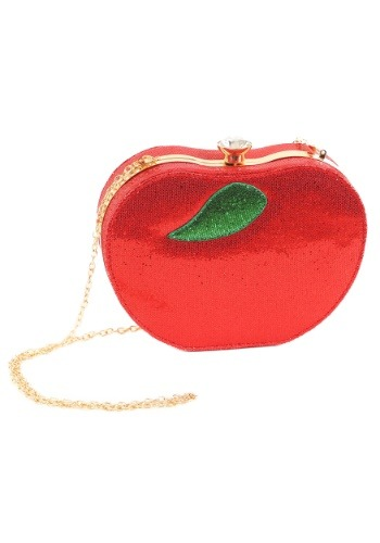 Rhinestone Apple Purse