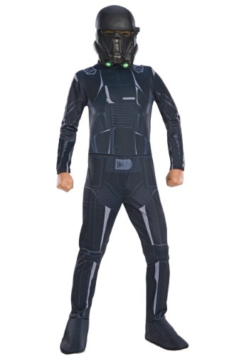 Star Wars: Rogue One Shadow Trooper Boys Costume