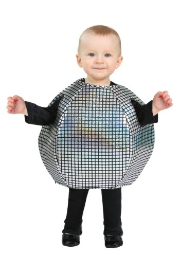 Infant Disco Ball Costume