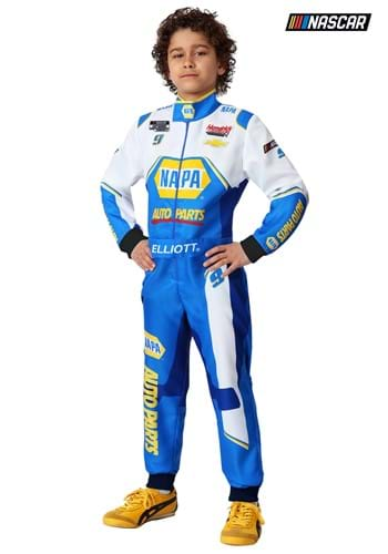 NASCAR Chase Elliott Kids Uniform Costume