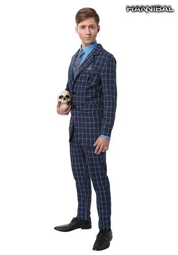 Hannibal Lecter Costume Suit