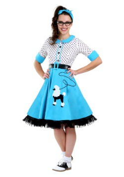 Sock Hop Cutie Womens Costume