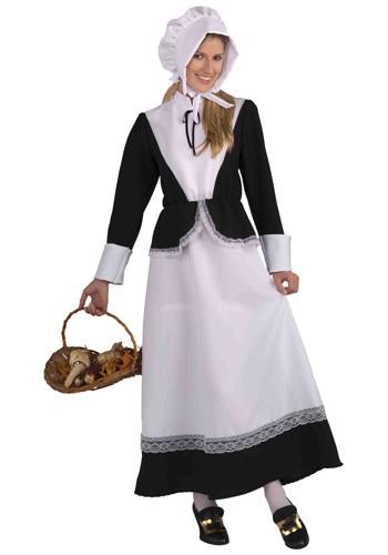 Adult Pilgrim Woman Costume