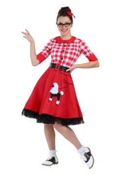 50's Darling Womens Costume