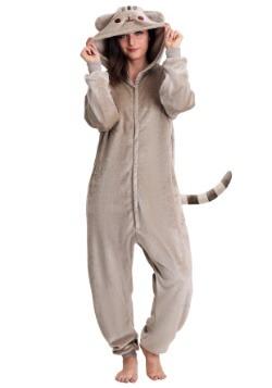 Adult Pusheen Cat Kigurumi Costume