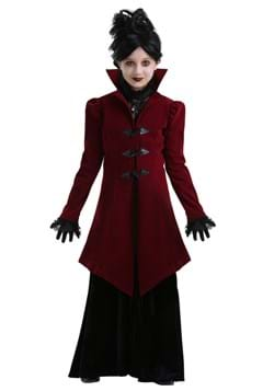 Delightfully Dreadful Vampiress Girls Costume