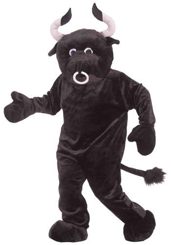 Mascot Bull Costume