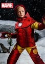 Kids Iron Man Snow Jacket