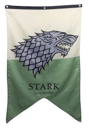Game of Thrones Stark 30x50 Banner