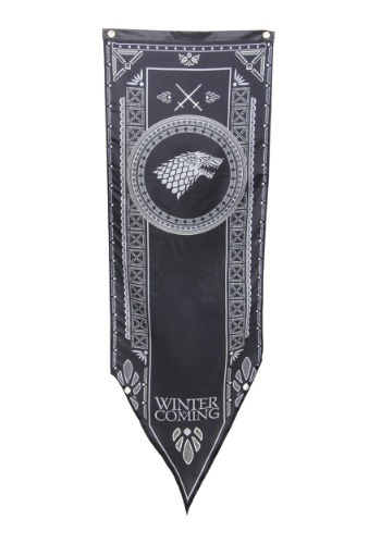 Game of Thrones Stark Tournament 18x60 Banner