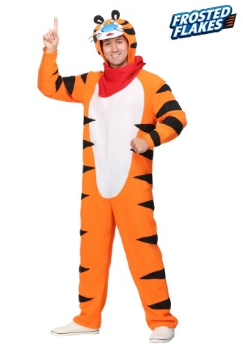 Frosted Flakes Tony the Tiger Plus Size Men's Costume