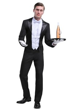 Men's Butler Costume